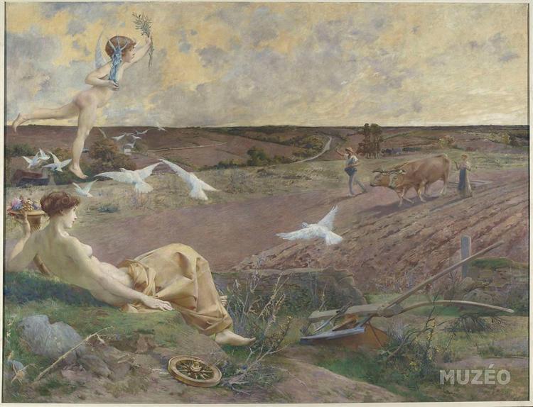 Fortune, 1901 - Люк-Олів'є Мерсон