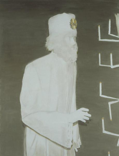 The Worshipper, 2004 - Luc Tuymans