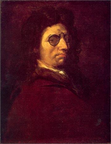 """Лука Джордано """"Автопортрет"""" 1692"""