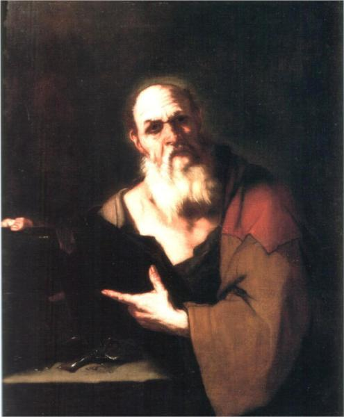 Socrates - Luca Giordano