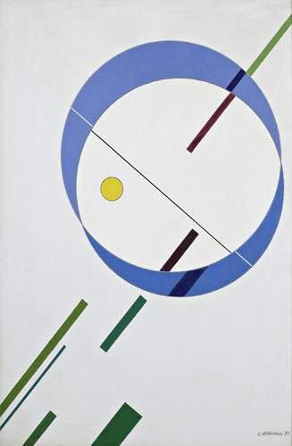 Costruzione Sigma N°4, 1975 - Luigi Veronesi