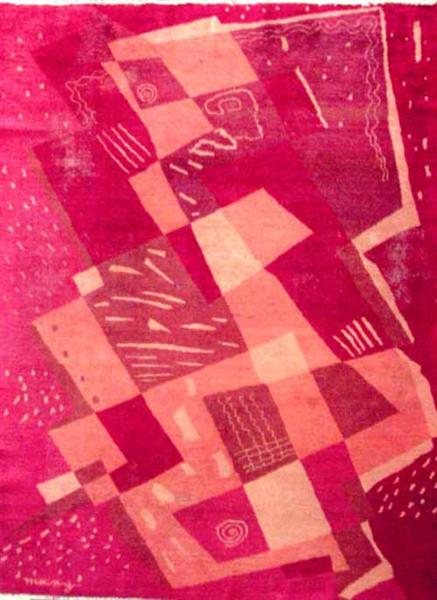 Carpet, 1926 - M. H. Maxy