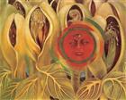 Sun and Life - Frida Kahlo