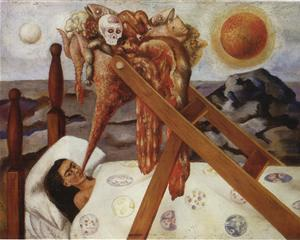 Without Hope - Frida Kahlo