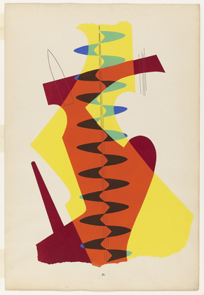 The Meeting from the portfolio Revolving Doors, 1926 - Man Ray