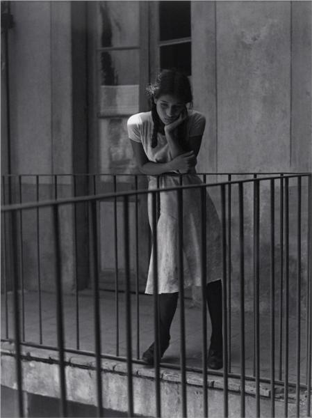 El ensueño (The Daydream), 1931 - Мануэль Альварес Браво