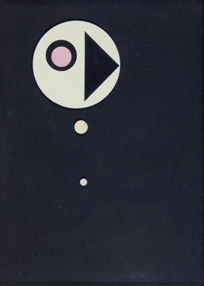 Trois disques, 1966 - Marcelle Cahn