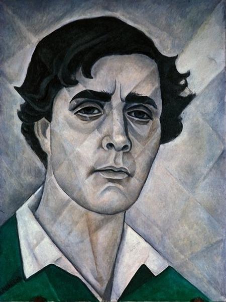 Portrait of Amedeo Modigliani, 1955 - Marevna (Marie Vorobieff)