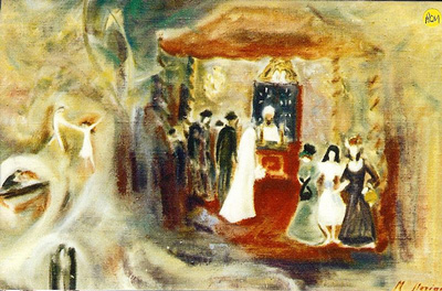 Jewish Wedding - Margareta Sterian