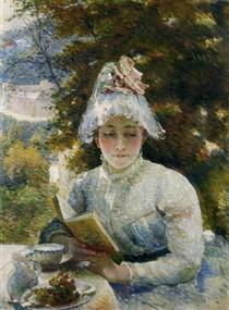 Le Gouter - Marie Bracquemond