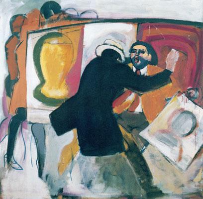 Lo schiaffo, 1969 - Mario Comensoli