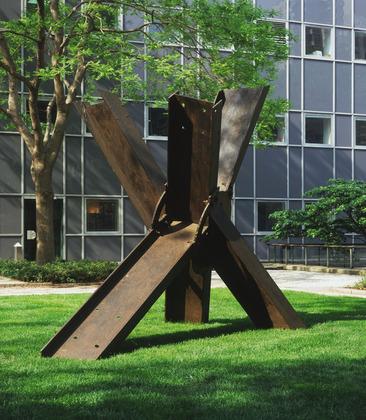 For Roebling, 1971 - Mark di Suvero
