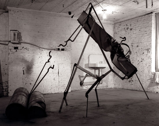 Prison Dream, 1961 - Mark di Suvero