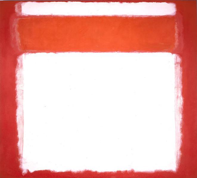 No. 16, 1957 - Mark Rothko