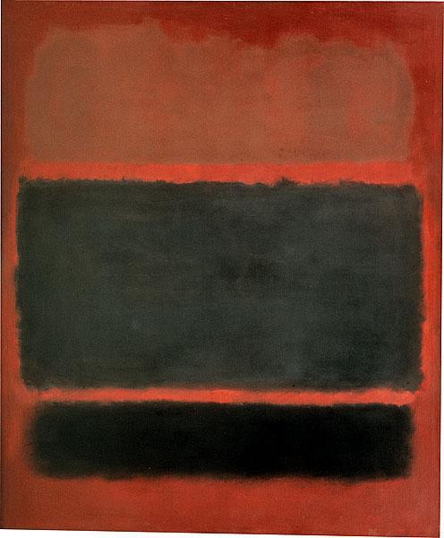 No.20, 1957 - Марк Ротко