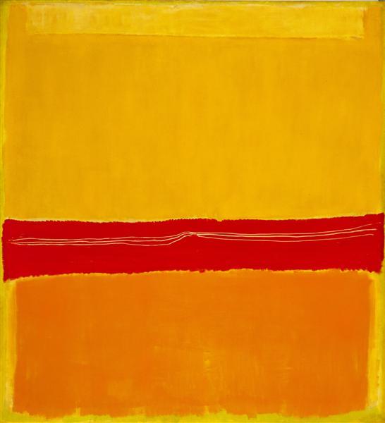 No.5/No.22, 1949 - 1950 - Mark Rothko
