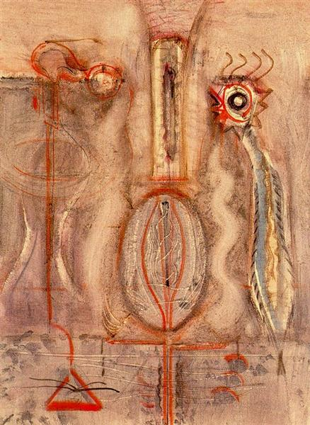 Untitled, c.1944 - c.1945 - Mark Rothko