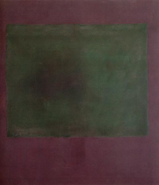 NOT DETECTED, 1961 - Mark Rothko