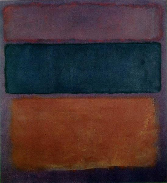 Untitled, 1963 - Mark Rothko