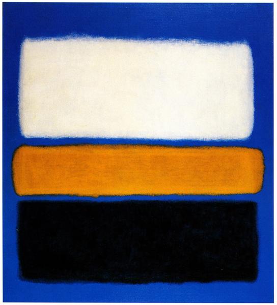 No. 16, 1961 - Mark Rothko