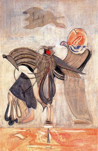 Gethsemane, 1944 - Mark Rothko