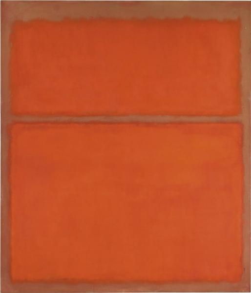 Untitled, 1961 - Mark Rothko