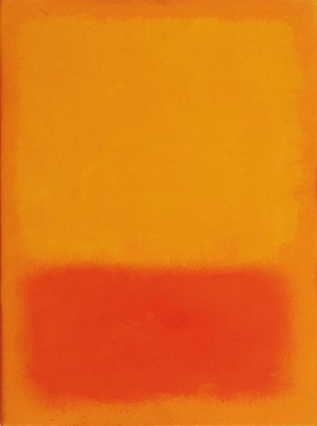 Untitled, 1968 - Mark Rothko