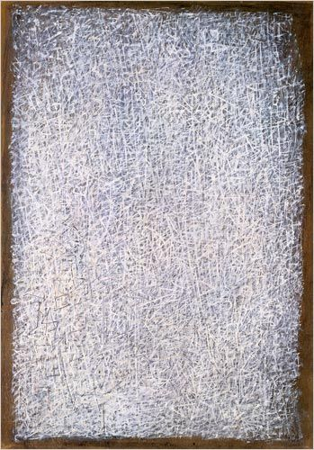 Crystallizations, 1944 - Mark Tobey