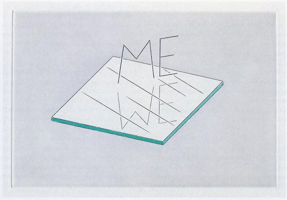 ME/WE, 2007 - Markus Raetz