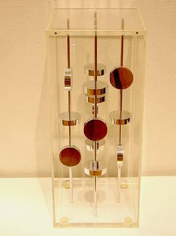 Chromocinétisme, 1969 - Martha Boto