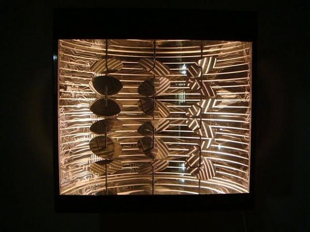 Déplacement helicoideaux, 1967 - Марта Бото