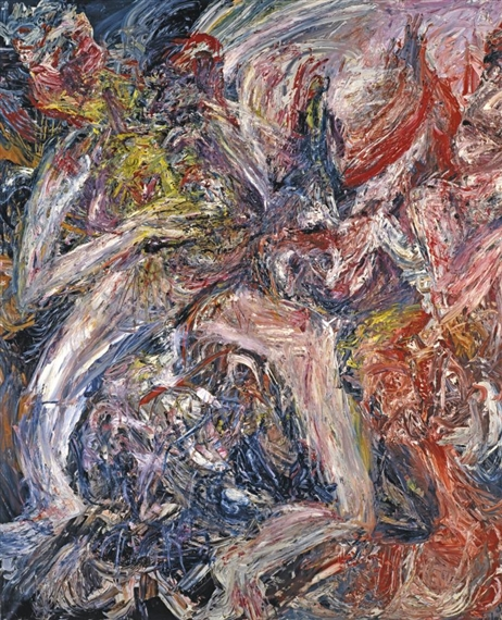 Tornado Tango, 1984 - Martin Disler