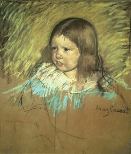 Margaret Milligan Sloan, 1893 - Mary Cassatt