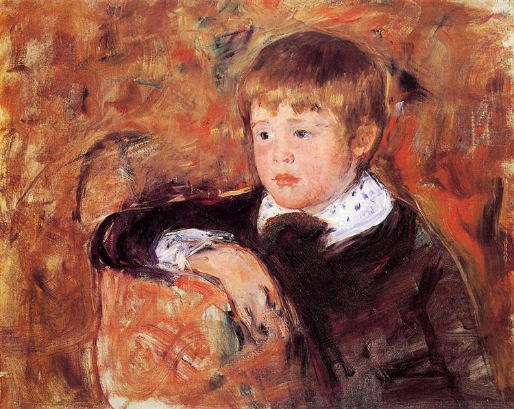 Master Robert Kelso Cassatt, c.1882 - Mary Cassatt