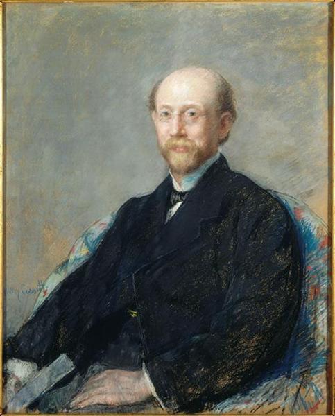 MosesDreyfus, 1879 - Mary Cassatt
