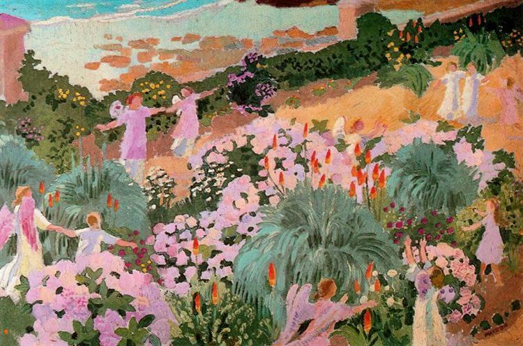 Paradise, 1912 - Maurice Denis