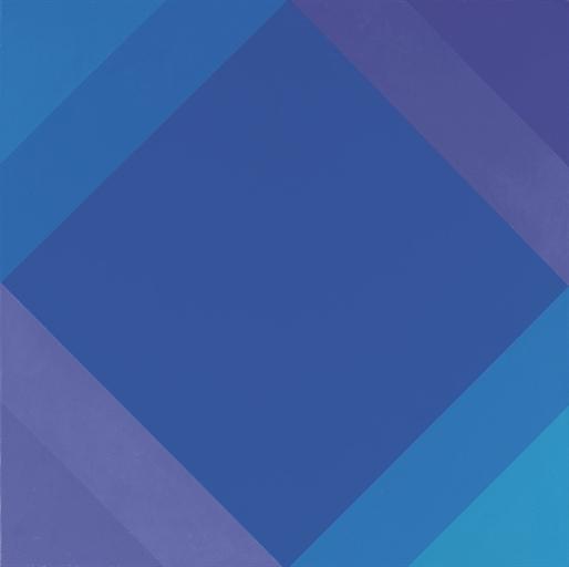Radiazone bleu - Max Bill