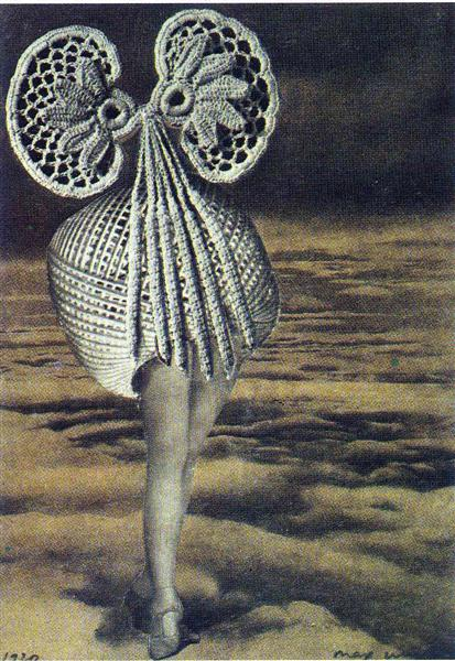 Above the clouds, 1920 - Max Ernst