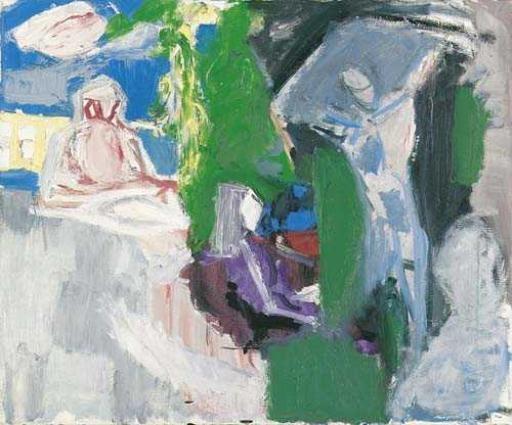 Bathers - Max Gubler
