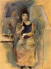 Lettura della donna - Max Weber