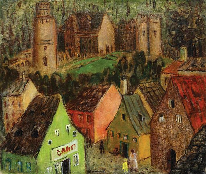 Heidelberg - Micaela Eleutheriade