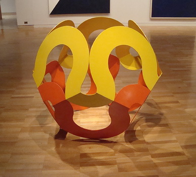 4th Sculpture, 1965 - Michael Bolus