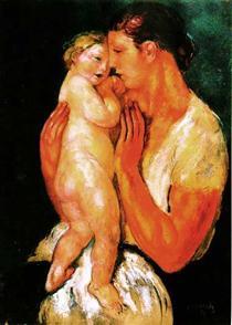 Maternitate - Michel Simonidy