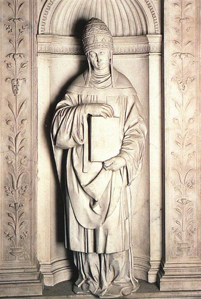 Pius, 1501 - 1504 - Michelangelo