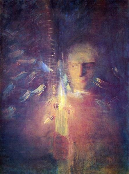 Truth, 1905 - Mikalojus Konstantinas Ciurlionis