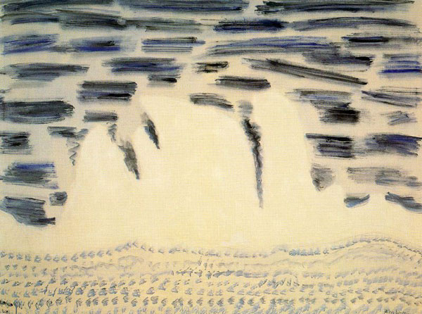 Onrushing Wave, 1958 - Milton Avery
