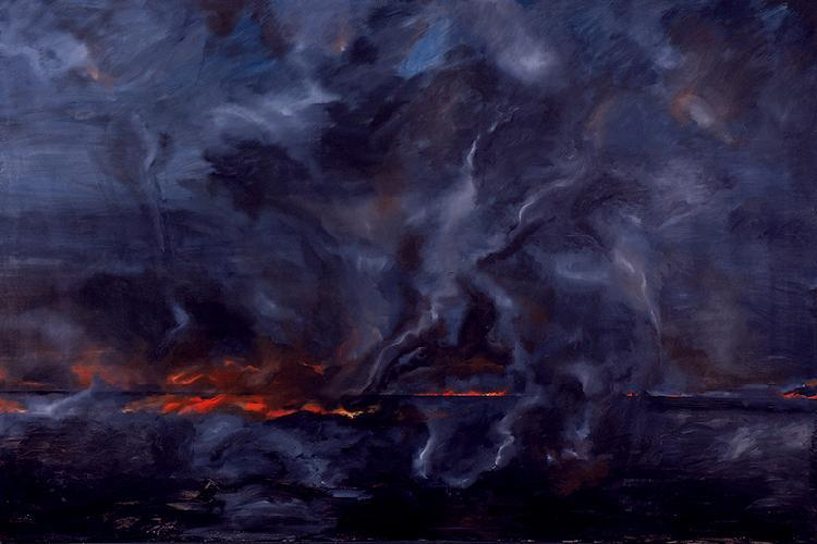 Untitled, 1993 - Mostafa Dashti