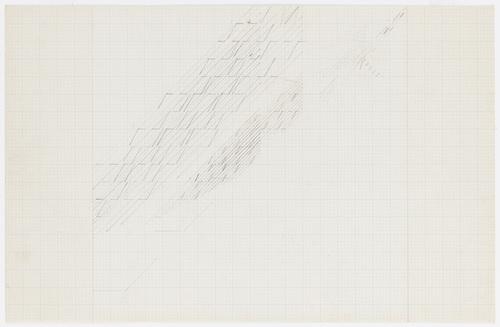 Untitled, 1977 - Nasreen Mohamedi