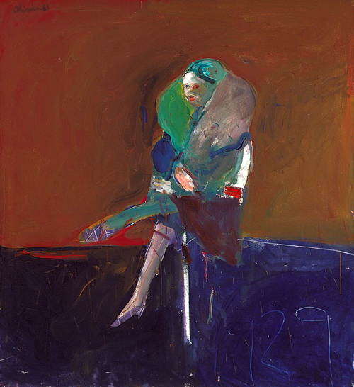 Nineteen Twenty-Nine, 1961 - Nathan Oliveira