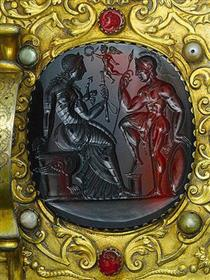 Venus Gem, 1st Century before Christ - Nicholas of Verdun